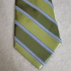 Shades of Green CLUB ROOM Tie